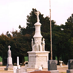 Kinsley Monument